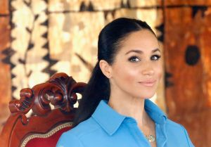 Los 'royals' no se olvidan del cumpleaños de Meghan Markle que hoy llega a los 39 años