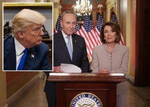 Trump y demócratas dan malas noticias sobre nuevo estímulo de $1,200