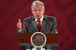 """""""El pueblo se cansa de tanta pinche transa"""", dijo AMLO sobre García Luna y Lozoya"""