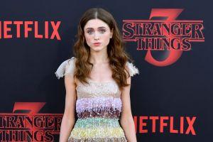Natalia Dyer critica la hipersexualización de los actores más jóvenes de 'Stranger things'