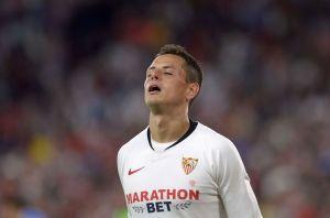 Chicharito Hernández gana la UEFA Europa League con Sevilla y los memes se burlan de él