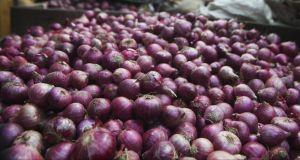 El brote de salmonela relacionado con la cebolla morada crece en 47 estados
