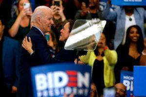 Con Biden y Harris surge un rayo de esperanza
