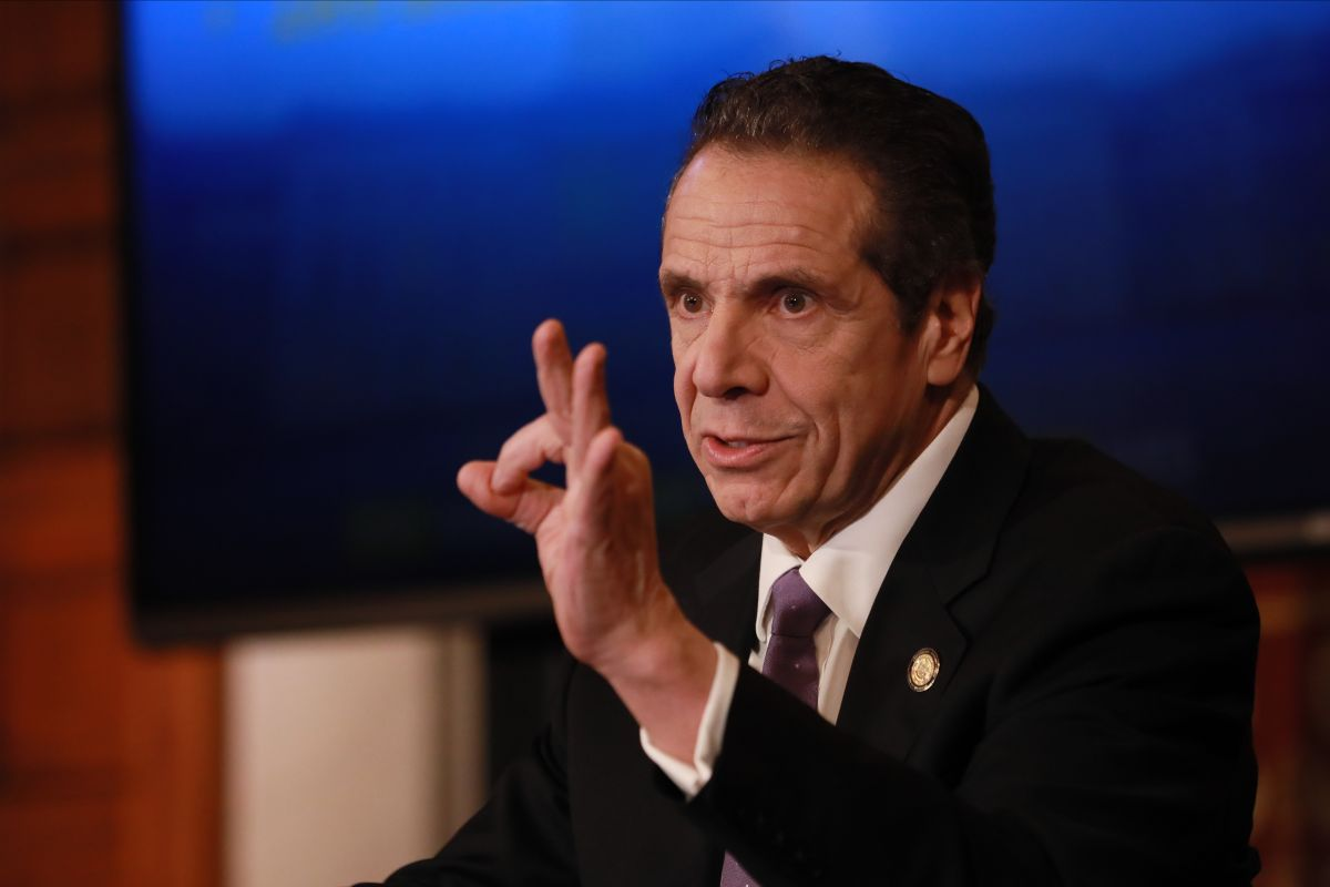 Republicans in New York State Assembly present resolution for impeachment of Governor Cuomo