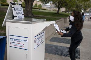 Voto por correo: No es necesario devolver las boletas de voto ausente por correo, hay otras opciones