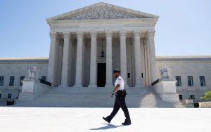 Corte Suprema de Estados Unidos recibió amenaza de bomba horas antes de investidura de Joe Biden