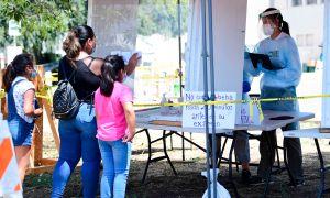 California sobrepasó los 600,000 casos de COVID-19