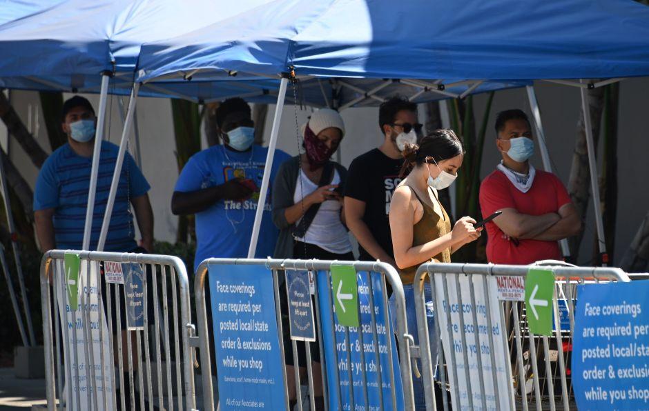 Estados Unidos sobrepasa 5 millones de casos de coronavirus
