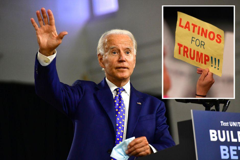 Activistas aplauden agenda de Biden para comunidad hispana, pero Latinos por Trump la rechazan