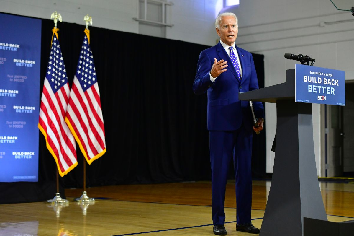 Biden enfoca plan para hispanos en inmigración y mejoría económica