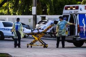 Casos de coronavirus en Florida están por los cielos, pero gobernador insiste en reapertura de negocios