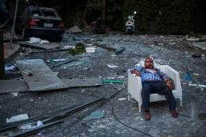 Estiman cientos de víctimas por explosión en Beirut