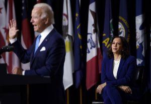 Biden recaudó $26 millones en un día tras elegir a Harris como candidata a vicepresidenta
