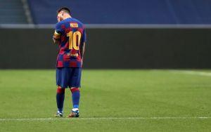 VIDEO: Aficionados lloran por la posible salida de Leo Messi del Barcelona y le ruegan quedarse