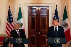 """AMLO responde a Trump tras alerta de viaje a México por coronavirus: """"Tenemos menos problemas"""""""