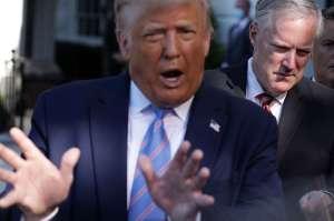 Trump prepara orden ejecutiva para seguro de desempleo, desalojos y pago a nómina