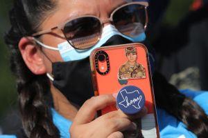 Video: Mamá de Vanessa Guillén exige que no hagan negocio con la muerte de la soldado