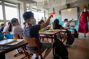Crece 90 por ciento el número de niños infectados de coronavirus en EEUU en sólo 4 semanas