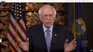 """Sanders insta a sus seguidores a votar a Biden: """"Si Trump gana, todo nuestro avance está en riesgo"""""""
