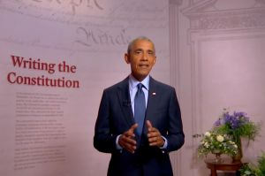Barack Obama: convencido de que elegir a Biden es lo mejor para Estados Unidos