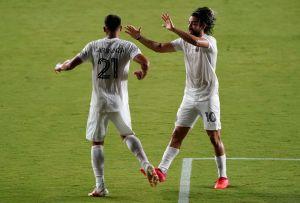Lo amarán los fans: El curioso festejo de Rodolfo Pizarro tras su gol con el Inter Miami
