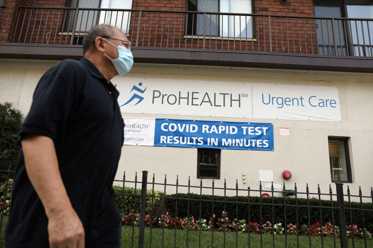 Alerta ante alza de hospitalizaciones por coronavirus en Nueva York
