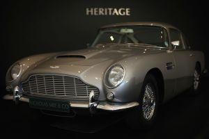 Aston Martin lanza un whisky de más de un millón de pesos y de edición limitada