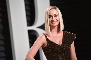 Katy Perry estrena su sentido del humor de madre con una divertida imagen en Instagram