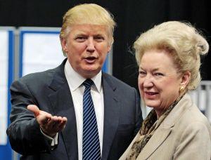 """Audio revela que hermana de Trump lo acusa de """"no tener principios"""" y es alguien en quien """"no se puede confiar"""""""