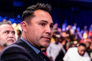 """Dana White sobre el regreso al ring de Óscar de la Hoya: """"La cocaína no es barata"""""""