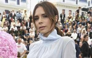 Victoria Beckham estaría obligada a cerrar su compañía de moda por crisis económica