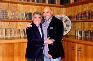 Héctor Suárez Gomís enternece las redes con un emotivo recuerdo de su padre a dos meses de su fallecimiento