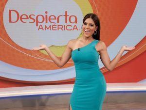 Francisca Lachapel, Carlos Calderón... Llueven las buenas noticias en 'Despierta América'