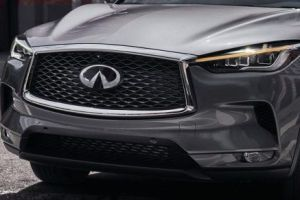Después de 3 años, Infiniti lanza un nuevo auto y este es el teaser que deja ver su esplendor