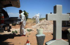 México cerca de las 50,000 muertes por coronavirus y 500,000 contagios