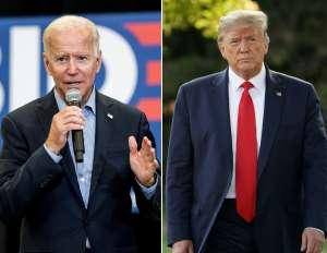 """Biden ataca a Trump por sus """"mentiras descaradas"""" sobre el voto por correo"""
