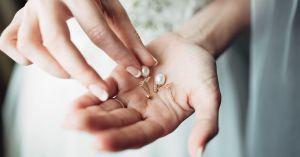 5 sets de joyas con perlas que le darán un look más clásico a tu vestido de novia