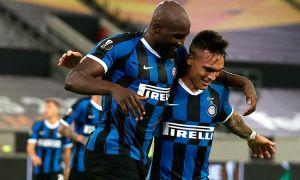 Con pura dinamita de Lautaro y Lukaku, el Inter llega a la final de la Europa League