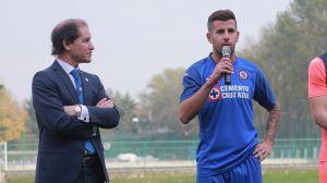 Cruz Azul castigó a Pablo Ceppelini por andar de fiestero