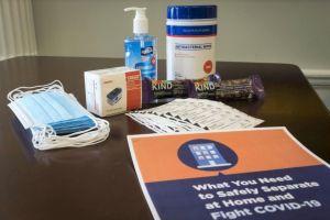 Entregarán a domicilio paquetes 'Take Care' a personas contactadas por rastreadores de COVID-19