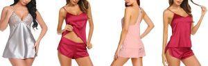 5 estilos de pijamas frescas y cómodas especiales para las noches de verano