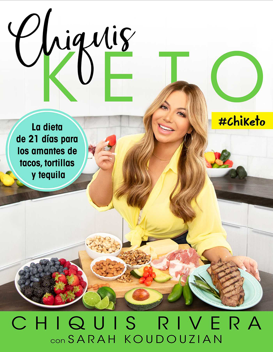 Chiquis Rivera presenta 'Chiquis Keto'