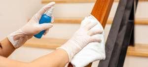 Los 5 productos que debes tener para desinfectar tu casa a profundidad
