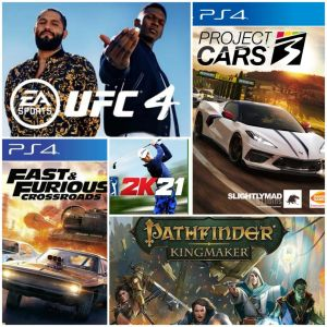Reseña: Project CARS 3, EA Sports UFC 4, Fast and Furious Crossroads, Pathfinder Kingmaker y PGA TOUR 2K21