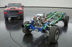 La totalmente nueva pickup Ram 1500 TRX 2021 de 702 hp y 650 lb-pie de torque