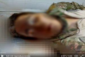 Revelan fotos de civiles presuntamente abatidos por soldados mexicanos en enfrentamiento con sicarios