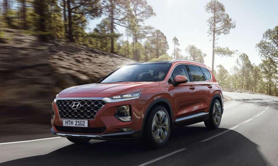 Asi Es Como La Hyundai Santa Fe 2021 Lograra Un Manejo 4 4 Con Estas Nuevas Funciones El Diario Ny