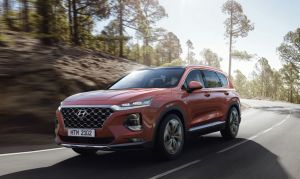 Así es como la Hyundai Santa Fe 2021 logrará un manejo 4x4 con estas nuevas funciones