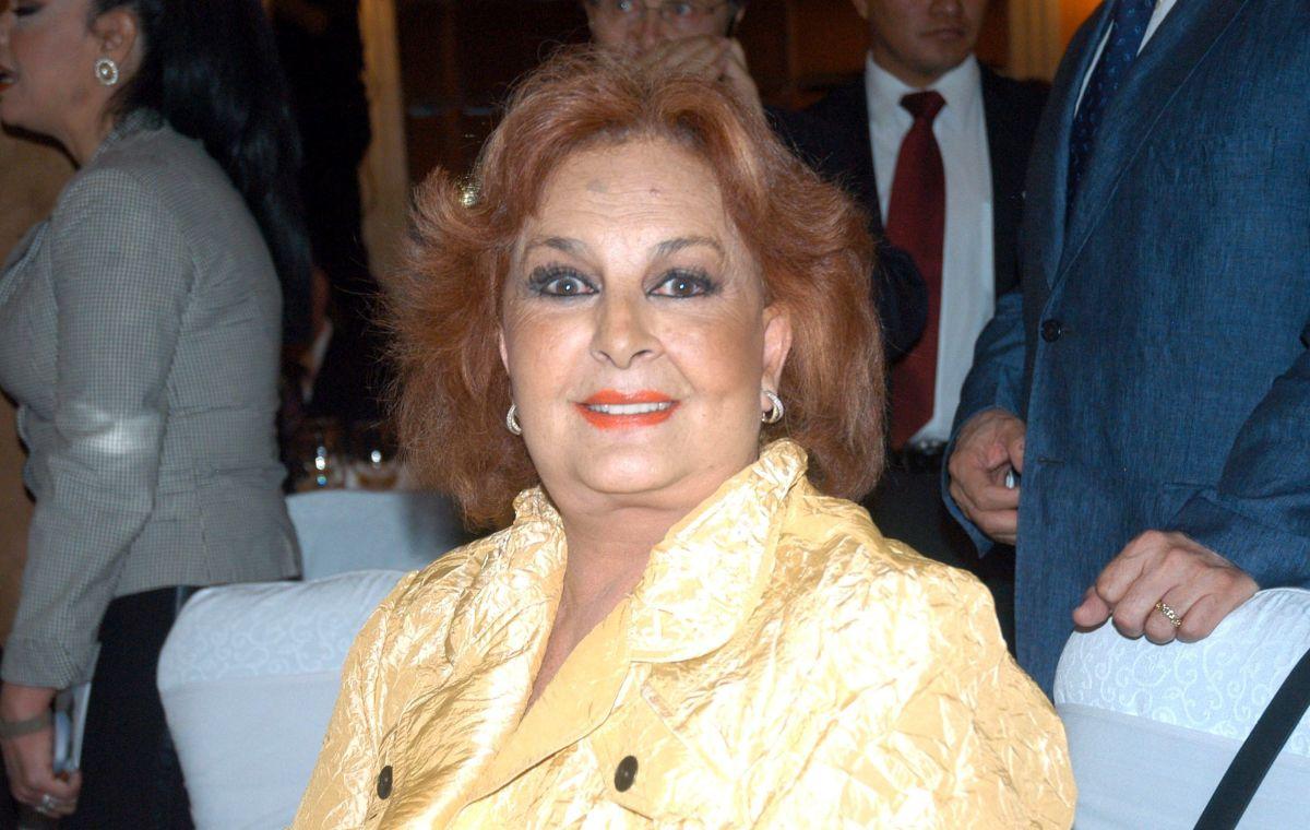 Talina Fernández.