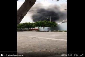 VIDEO: En 50 trocas, La Nueva Familia Michoacana ataca base de Guardia Nacional